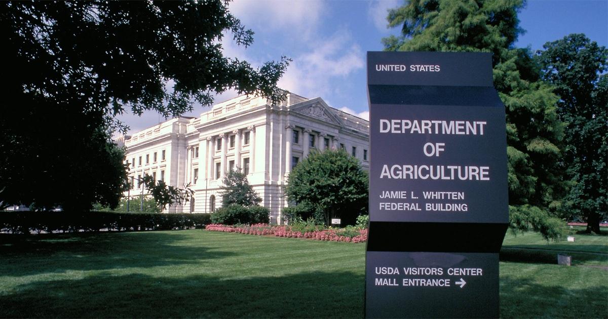 TRUMP'S USDA VS. SCIENCE