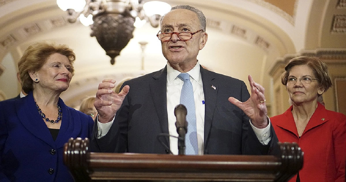 SCHUMER BLASTS TRUMP JUDICIAL PICK: FARR'S 'ONE OF THE WORST'
