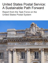 UNITED STATES POSTAL SERVICE: A SUSTAINABLE PATH FORWARD