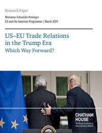 US–EU TRADE RELATIONS IN THE TRUMP ERA WHICH WAY FORWARD?