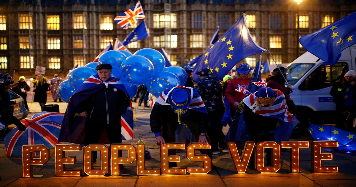 BREXIT ENDGAME: ONE MONTH OUT WITH NO CLARITY IN SIGHT