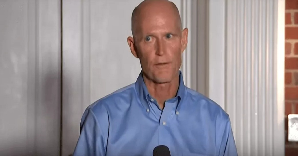 MANY IN GOP SAY TRUMP WOULD SET DANGEROUS PRECEDENT IF HE DECLARES NATIONAL EMERGENCY OVER BORDER WALL BUT RICK SCOTT SUPPORTS IT