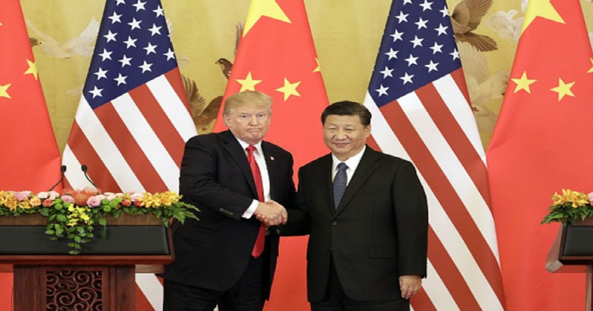 TRUMP SHOULDN'T TAKE THE EASY WAY OUT OVER CHINA