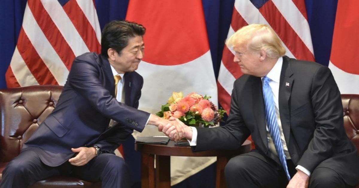JAPAN DODGES U.S. AUTO TARIFFS, FOR NOW, AS TRUMP, ABE AGREE ON TALKS