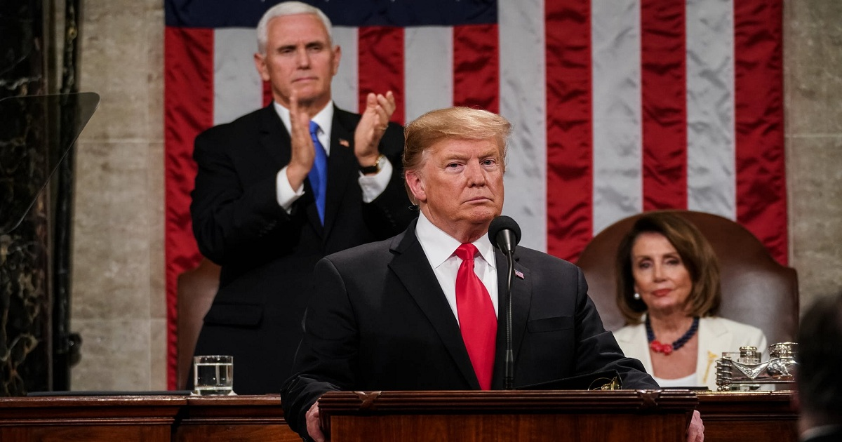 TO REVIVE BIPARTISANSHIP, TRUMP MUST LEAD THE WAY
