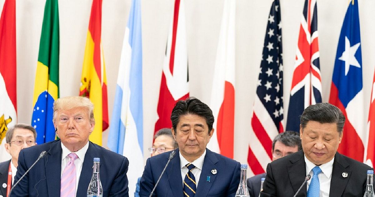 SINOTECH: U.S. AND CHINESE NEGOTIATIONS MAKE FIRST DIRECT CONTACT SINCE G-20